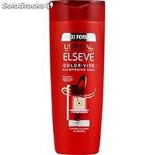 Flacon 400ML shampoing color vive elseve
