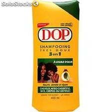 Flacon 400ML shampoing huile d'olive dop