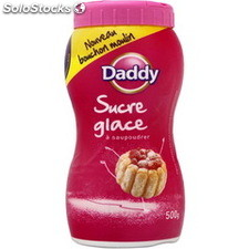 Flacon 500G sucre glace daddy