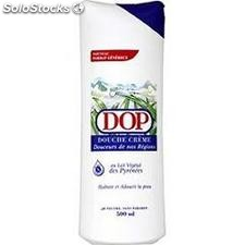 Flacon 500ML douche lait vegetal dop