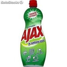 Flacon 750ML nettoyant gel citron ajax