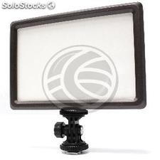 Flash LuxPad retangular led 11W 112LED (ER27)