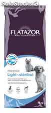 Flatazor prestige light sterilise 3 kg.