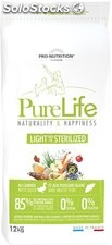 Flatazor pure life light sterilised 12 kg.
