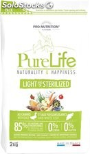 Flatazor pure life light sterilised 2 kg.