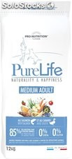 Flatazor pure life medium adult 12 kg.