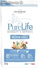 Flatazor pure life medium adult 2 kg.