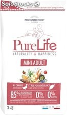Flatazor pure life mini adult 2 kg.