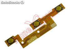 Flex de botones laterales para Alcatel One Touch Pop C9, 7047D