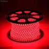 Flexible led Leiste 5050 smd 220v Rot 100meter/roll