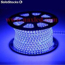 Flexible led Leiste blau 5050 60led/m 220v 100meter/roll