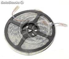 Flexible LED strip 6.5 lm/led 60 led/m IP68 5m white bicolor (LS59)