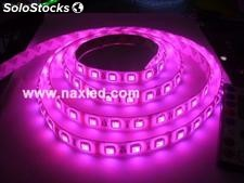 Flexible led Strip (smd5050), 60LEDs, waterproof, rgb color