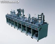 Flexible manufacture system for vocational schools - DLMPS-800A