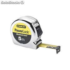 Flexometro Powerlock - Stanley - 0.33.514 - 5Mtx25 Mm