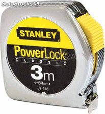 Flexometro powerlock stanley 3MTX13 mm