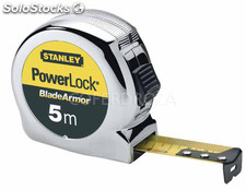 Flexometro powerlock stanley 5MTX25 mm