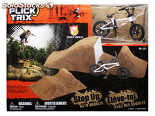 Flick trix stunt set assort (2 unid.)