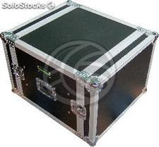 Flight Case 08U Shock-Proof 19 inch F700 RackMatic (MC23)
