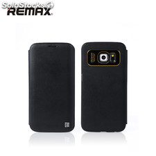 Flip Cover for Samsung Galaxy S6 Edge-REMAX Protective Case
