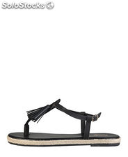flip flops mujer ana lublin negro (36280)