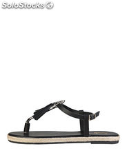 flip flops mujer ana lublin negro (36281)