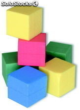floating cubes game (6 units)