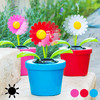 Flor Decorativa Solar con Movimiento Gadget and Gifts