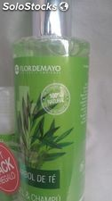 Flor gel & champu 300 ml.