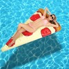 Flotador hinchable pizza