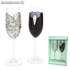 Flutes a Champagne Mariage
