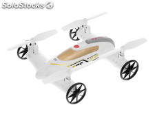 Flying Car syma X9S 2.4G 4-Channel with Gyro (White)