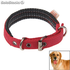 Foam Cotton Pet Collars Pet Neck Strap Dog Neckband Cats Dogs Collars,1.5x39cm