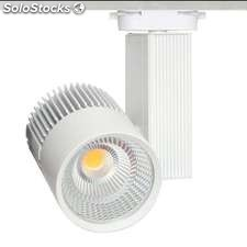 Foco carril cronolux rail led blanco 35w blanco neutro