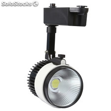Foco carril led lampara cob led Track Light 30W