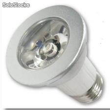 Foco de leds superbrillantes - ML-LAMP1X3W