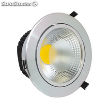 Foco Downlight Direccionable 20W COB 3000K