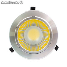 Foco Downlight Direccionable 20W COB 6000K