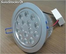 Foco downlight led 15 Watts | Bombilla Empotrables led 15w