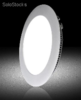 Foco Downlight led 20w extraplano Gris - Foto 2