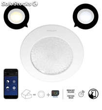 Foco empotrable LED Blanco Phoneix