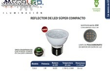 Foco Led 3w Rosca e26 (normal)