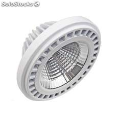 Foco led ar111 15w cob regulable blanco cálido regulable