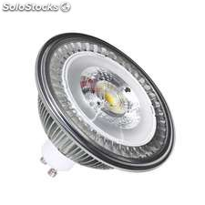 Foco led ar111 cree gu10 14w cob regulable blanco cálido regulable