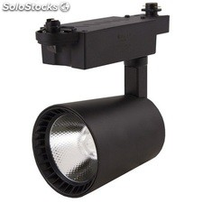 Foco LED para carril cob track light