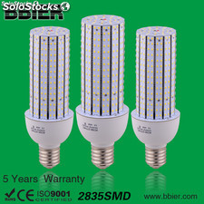 Foco ledBombilla Leds Aluminio 50W 6000Lm corn light Lampara led