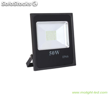Foco Proyector 50W led IP66 AC110V 127V 3500K/6000K smd led Flood light