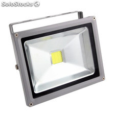 Foco proyector exterior LED 6500K blanco frio 20 w 178 x 138 x 107mm