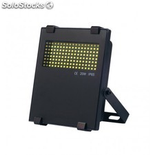 Foco proyector LED 20W 4000K compacto negro chip Led Osram