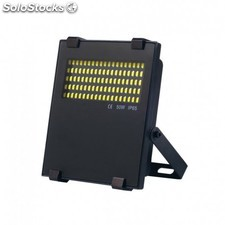 Foco proyector LED 50W 6000K compacto negro